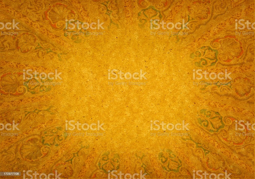 XL Paper Background with Frame royalty-free stock photo