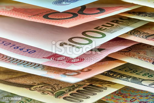 Global currency / forex, foreign money exchange concept
