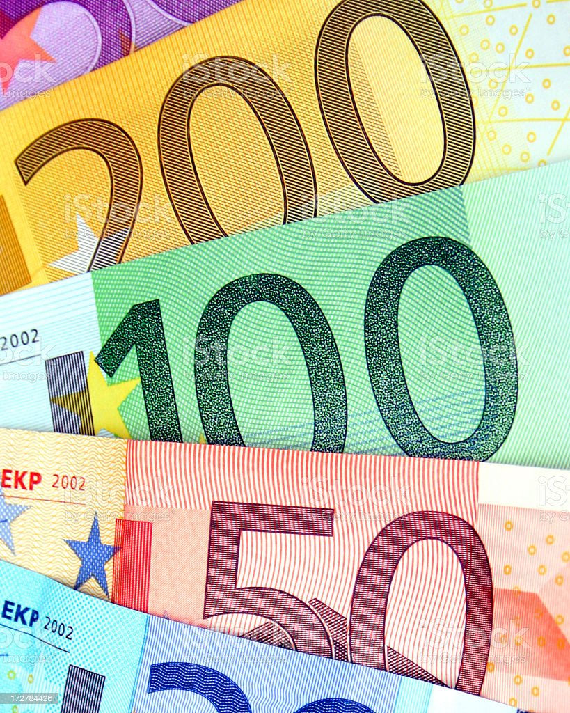 paper currency background royalty-free stock photo
