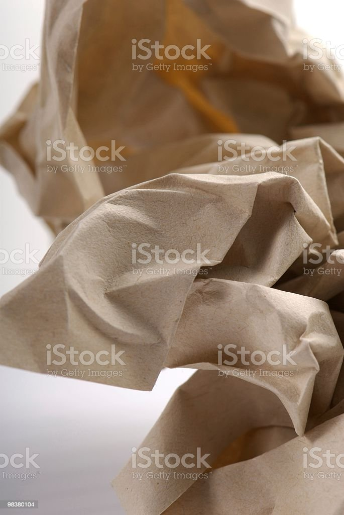 Paper Details royalty-free stock photo