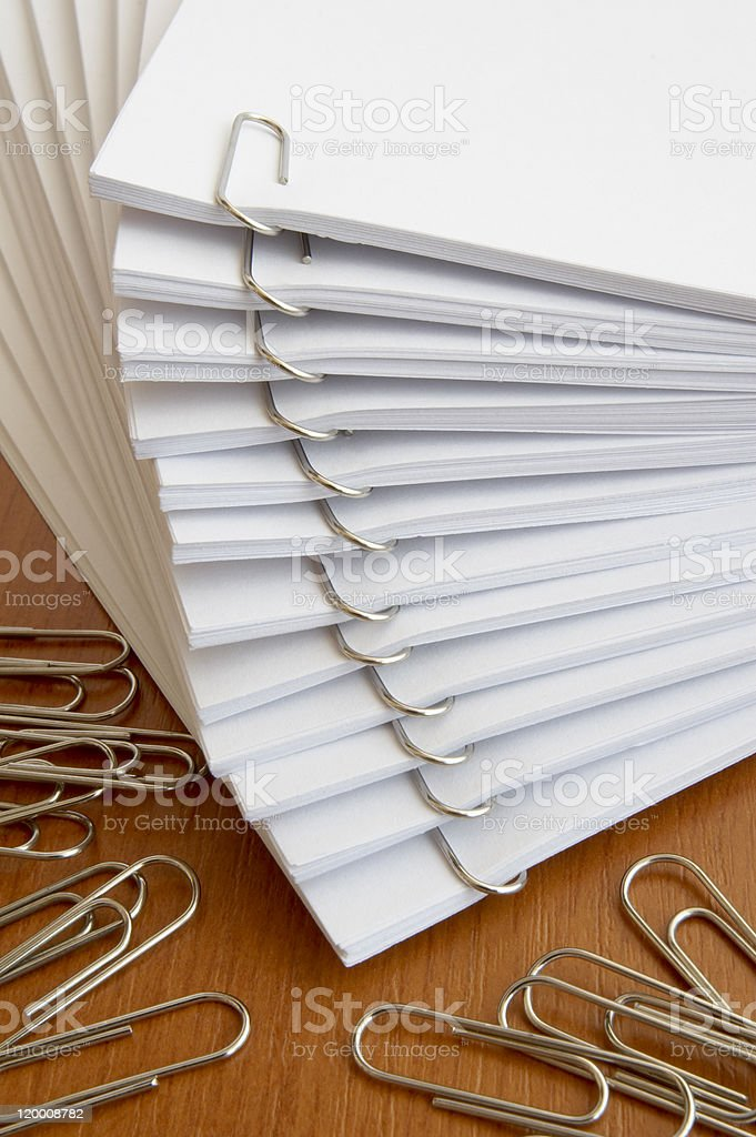 paper documents office business royalty-free stock photo
