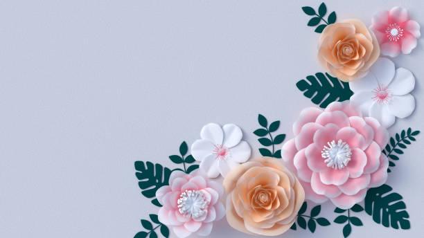 Paper flowers origami wallpaper floral wall decoration picture id1125343599?b=1&k=6&m=1125343599&s=612x612&w=0&h=j tl97mxcazqbobdss0tvxyjjywag7lemzkn0gsny 4=