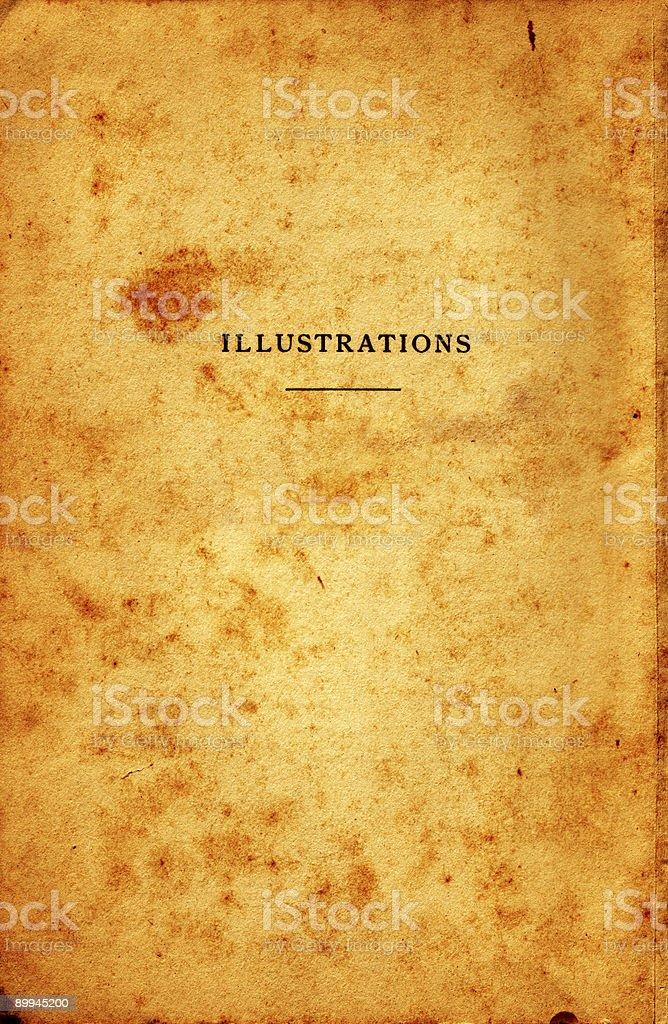 Paper Grunge stock photo