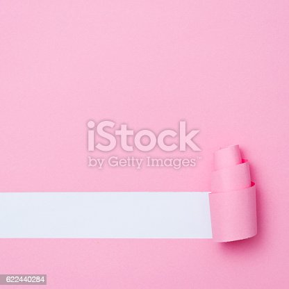 istock Paper in the shape of a Christmas tree 622440284