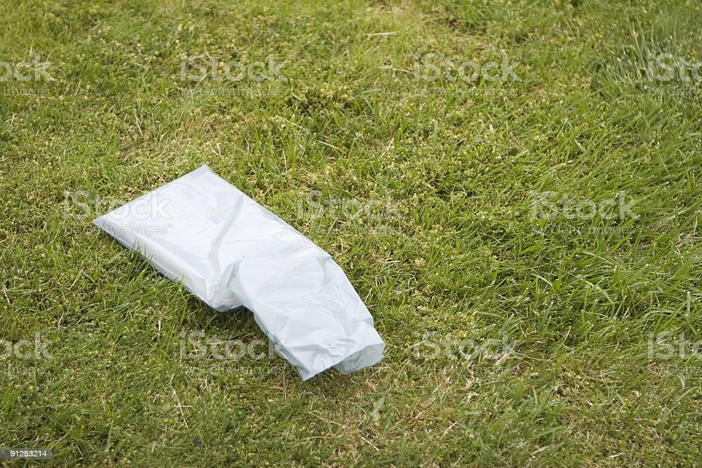 Paper Lawn royalty-free stock photo