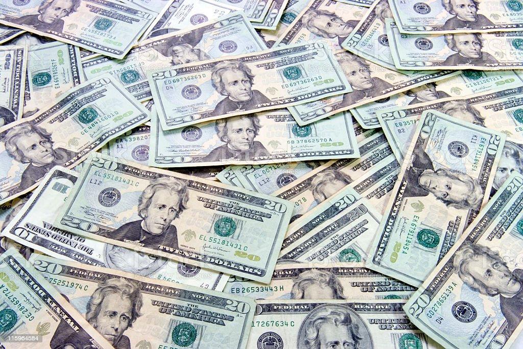 Paper Money royalty-free stock photo