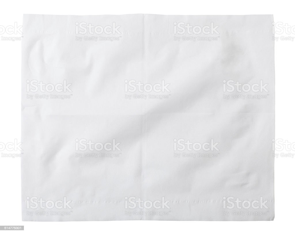 paper napkins stock photo