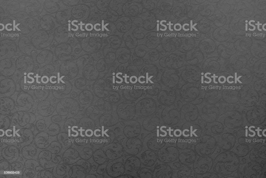 paper of pale black color with openwork texture stock photo