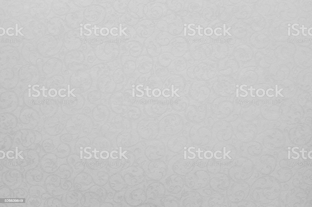 paper of pale gray color with openwork texture stock photo