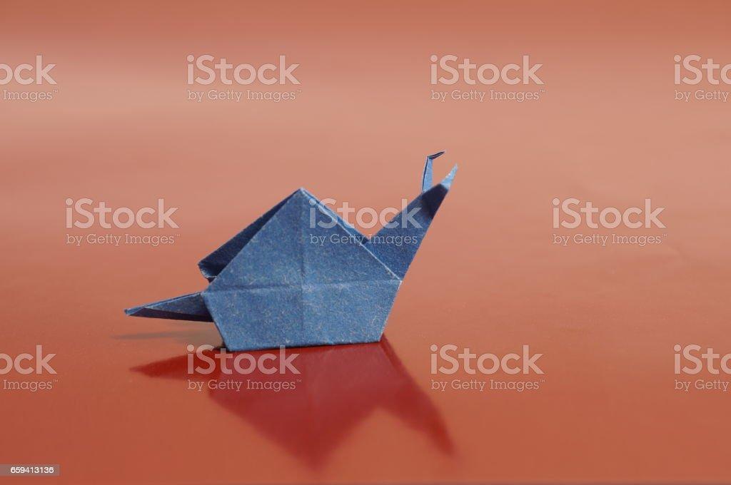 Origami navel shell by Tomoko Fuse - YouTube | 680x1024