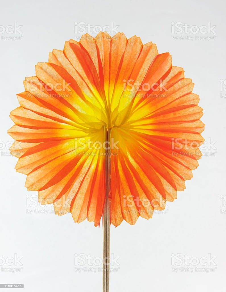 Paper Party Favor royalty-free stock photo