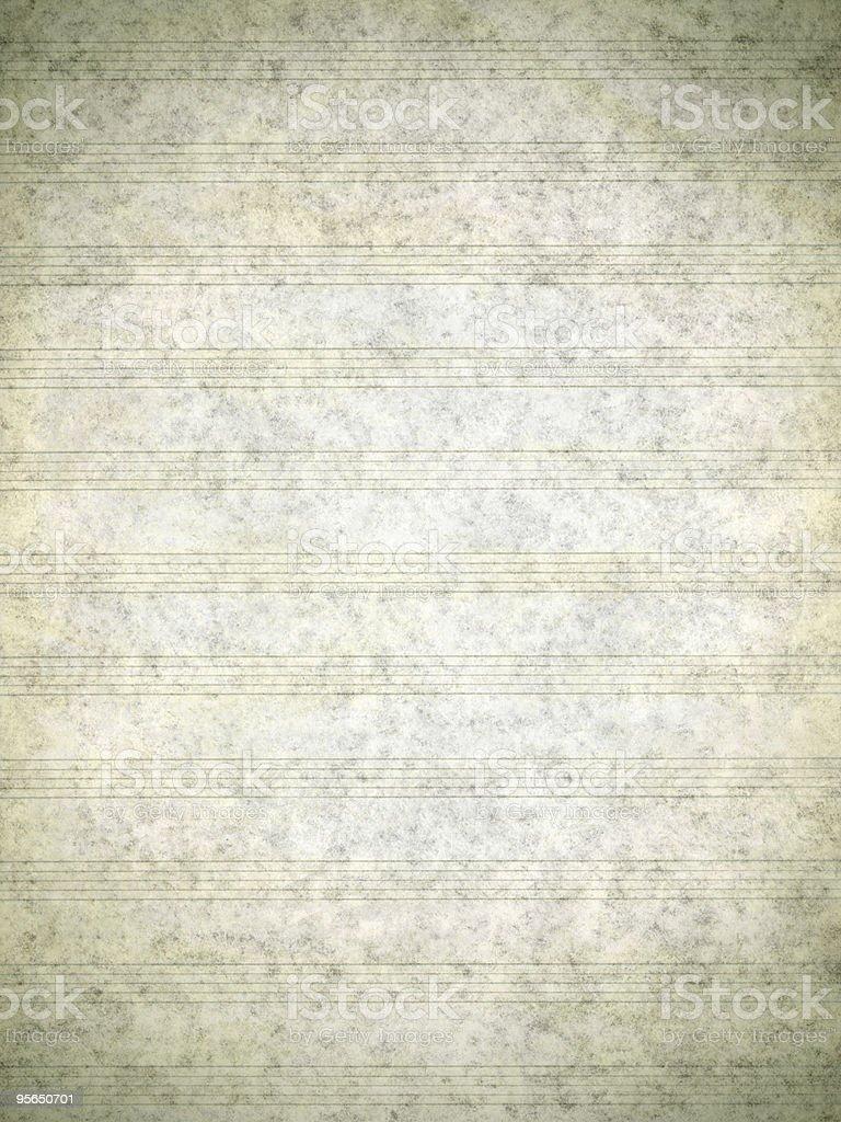 Papier - Lizenzfrei Alt Stock-Foto
