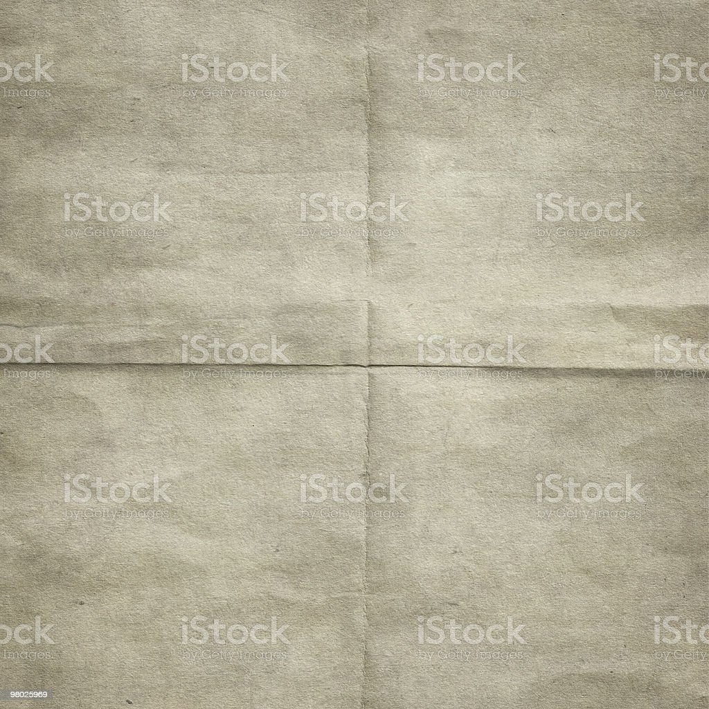 Carta foto stock royalty-free