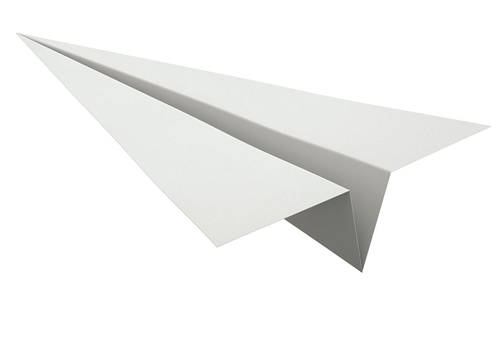 paper-plane-isolated-on-white-picture-id