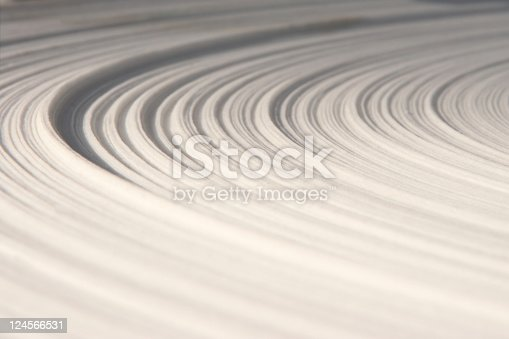 istock Paper roll close-up 124566531