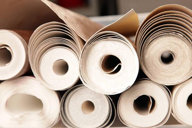 Papier rolls – Foto