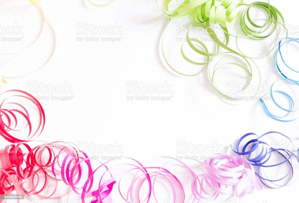 Papier Luftschlange – Foto