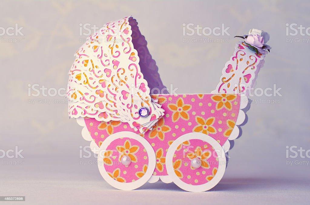 Paper stroller (scrapbooking)圖像檔