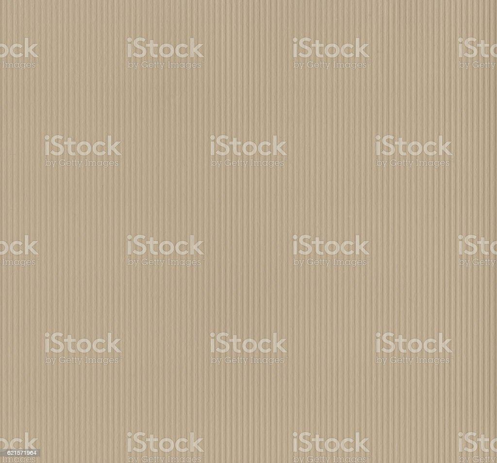 Paper texture background , beige embossed vertical stripes photo libre de droits