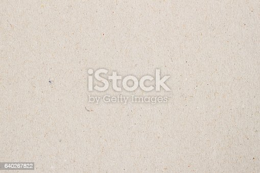istock Paper texture background. Grunge surface close-up. for design with 640267822