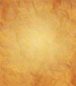istock Paper texture - crumpled brown 471676417