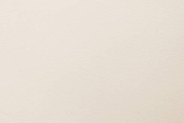 tekstura papieru w jasnym kolorze kremowym - beżowy zdjęcia i obrazy z banku zdjęć