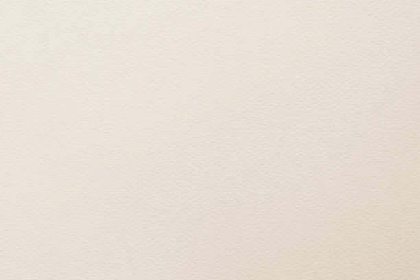 Paper texture in light white cream color stock photo