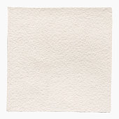 istock Paper texture isolated 1055009964