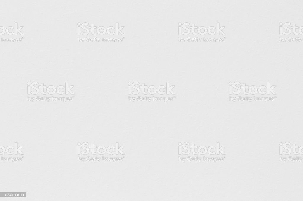 Paper Texture White Watercolor Paper Texture Background Stock Photo -  Download Image Now