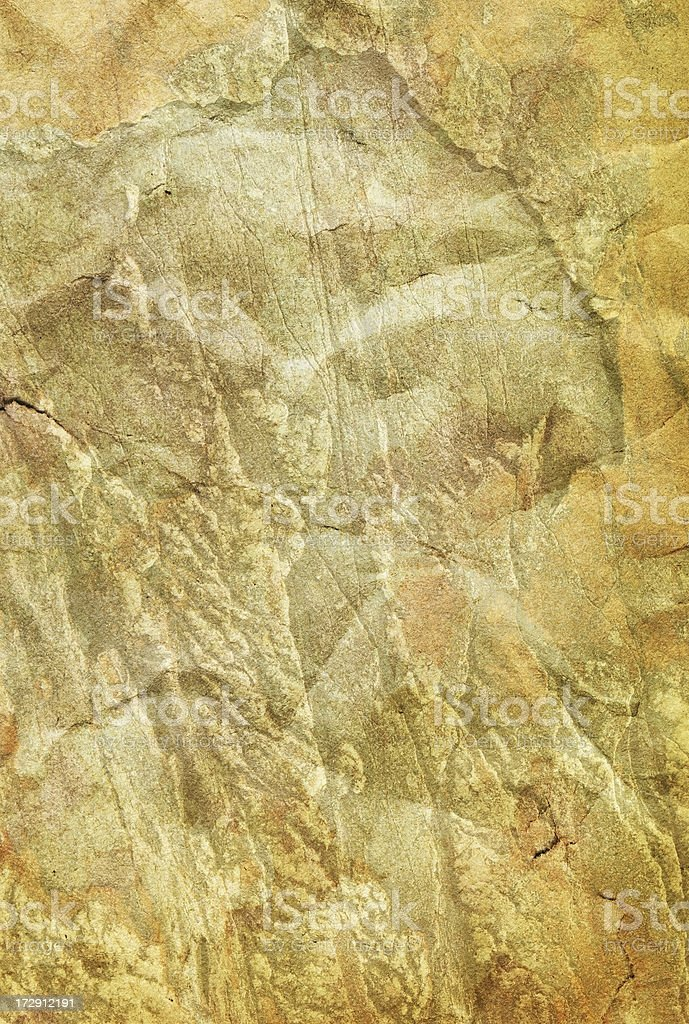 Paper Texture with Rock royalty-free stock photo