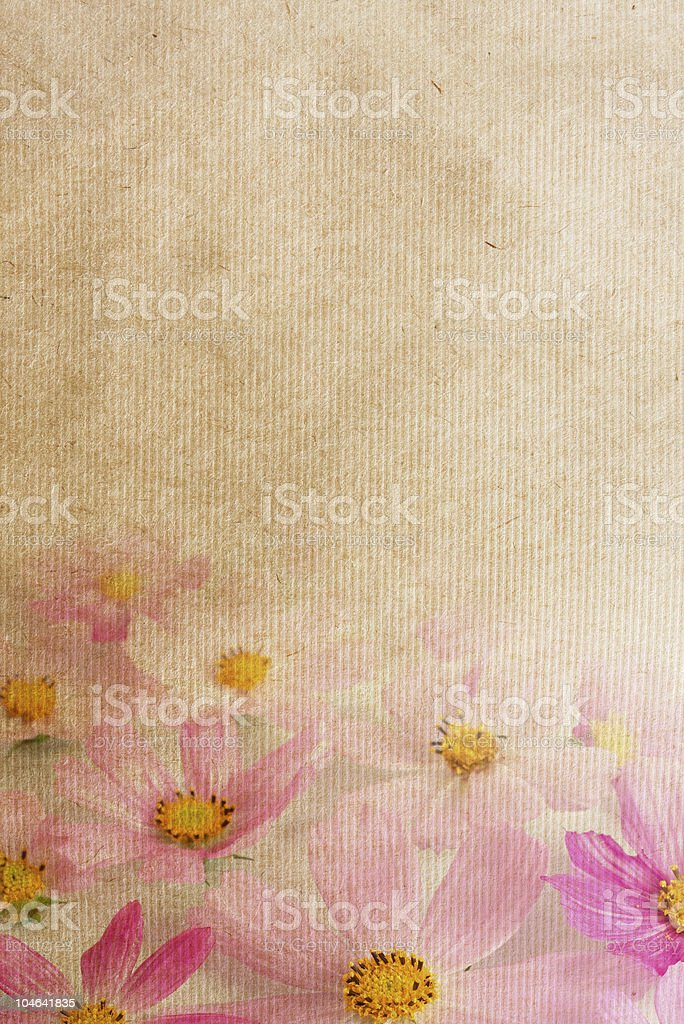 paper textures. royalty-free stock photo