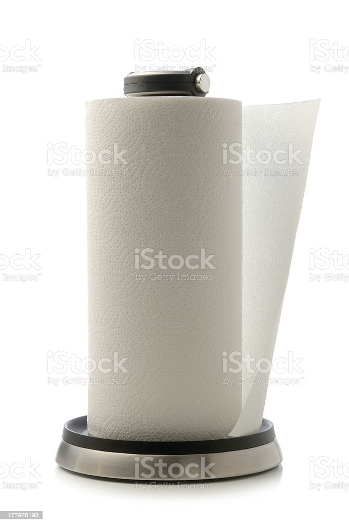 Paper Towel royalty-free stock photo