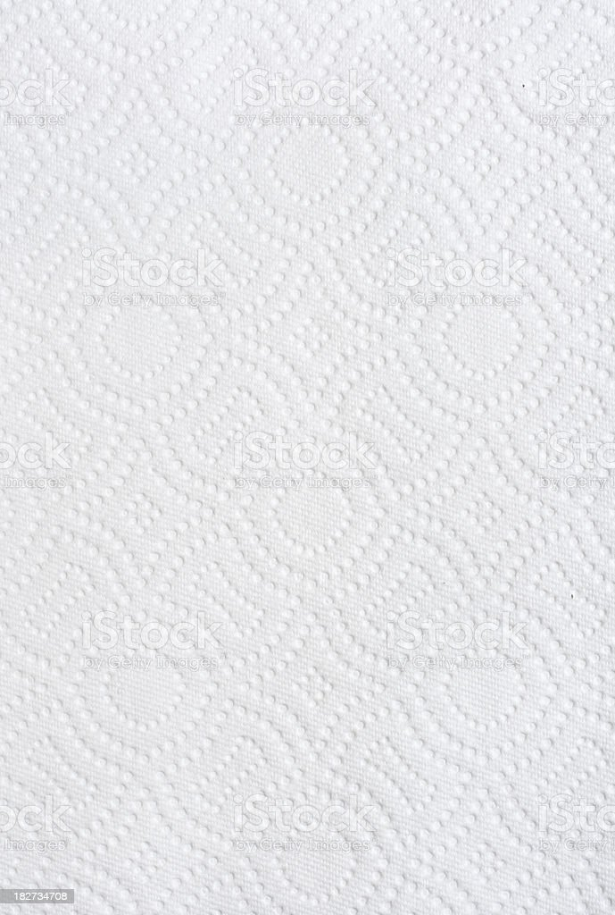 Paper Towel Texture/Background stock photo