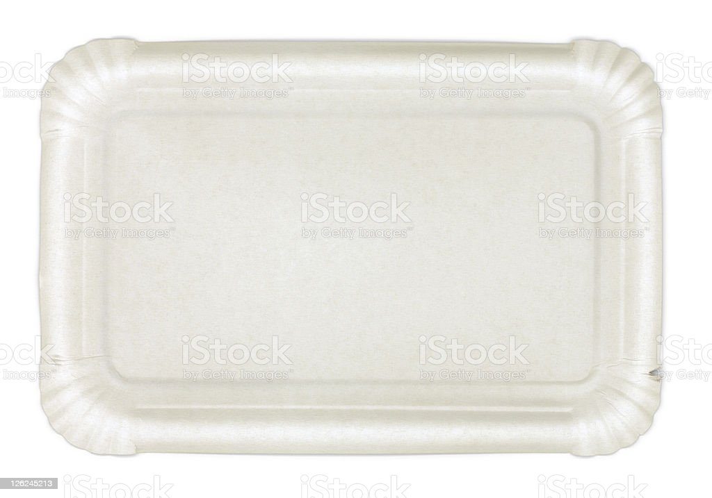 Paper tray royalty-free stock photo