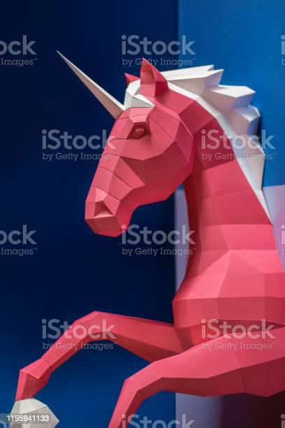 Paper unicorn head on a colored background picture id1195941133?b=1&k=6&m=1195941133&s=612x612&h=vtfim4xmsoldn0kqqmfuerqw1y2hqjqzm30f9y ggou=