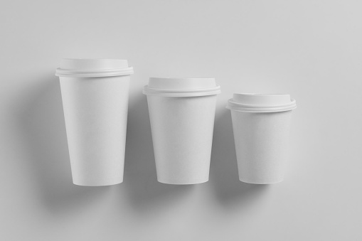 Coffee Cup, Coffee - Drink, Template, Cup, Document, Model - Object