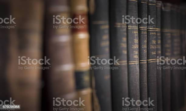 old books , old legal books
