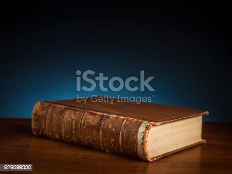 537881816 istock photo paper wisdom 629099330