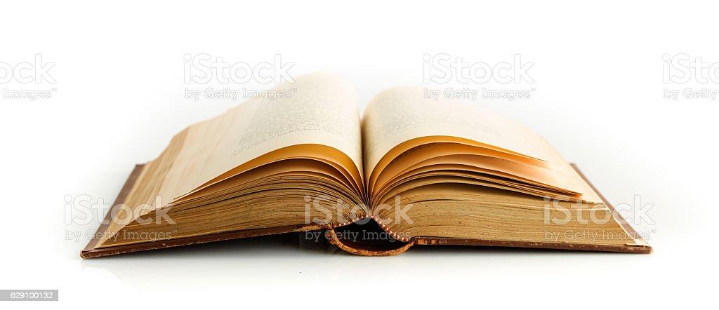 paper wisdom stock photo