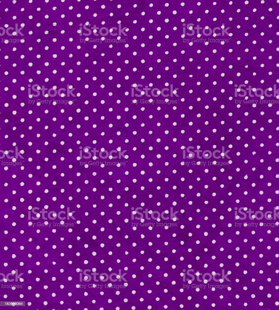 paper with dots royalty-free stock photo