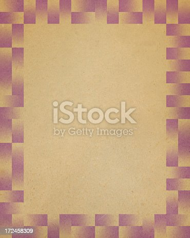 istock paper with geometric frame pattern 172458309