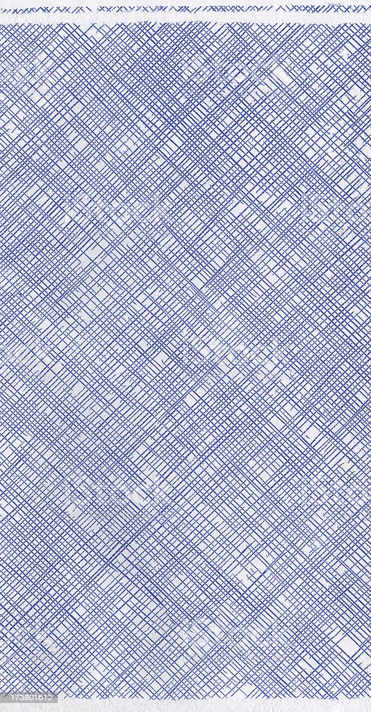 Paper With Irregular Cross Hatching royalty-free stock photo