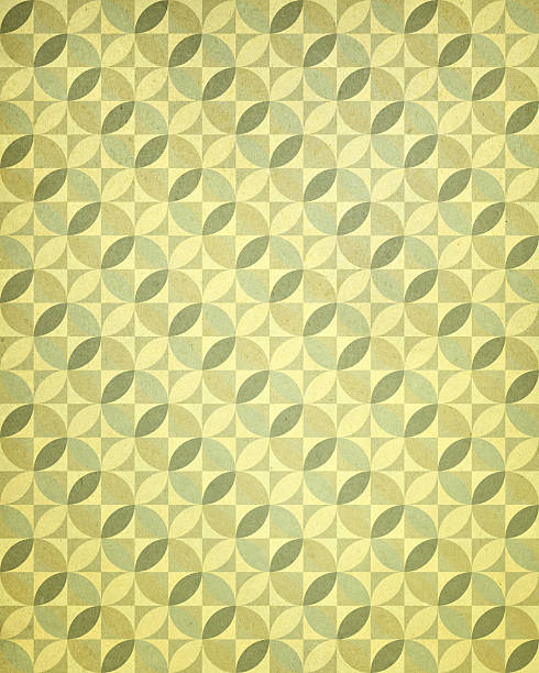 paper with modern geometric pattern High resolution textured paper with digitally added modern geometric pattern of my own design wallpaper sample stock pictures, royalty-free photos & images