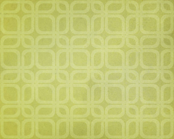 paper with modern geometric pattern stock photo