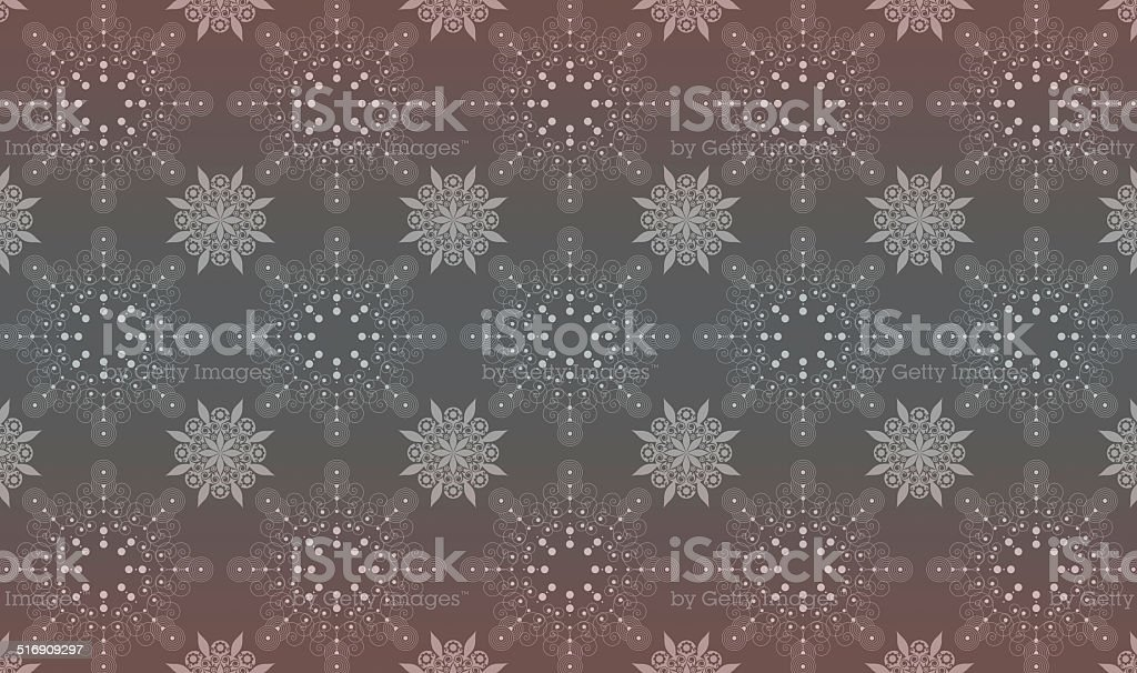 paper with ornamental pattern stock photo