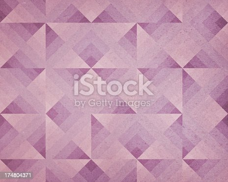 istock paper with triangle pattern 174804371