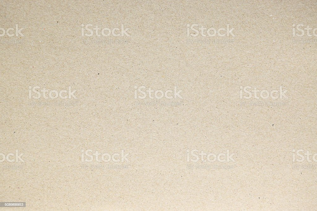 Paperboard surface close up stock photo