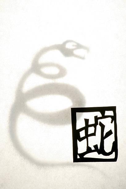 Papercut-serpent Zodiac - Photo