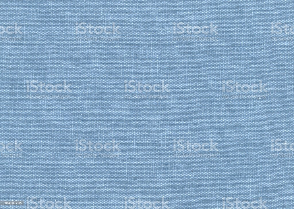 Papers of Distinction: Light Blue Cloth royalty-free stock photo