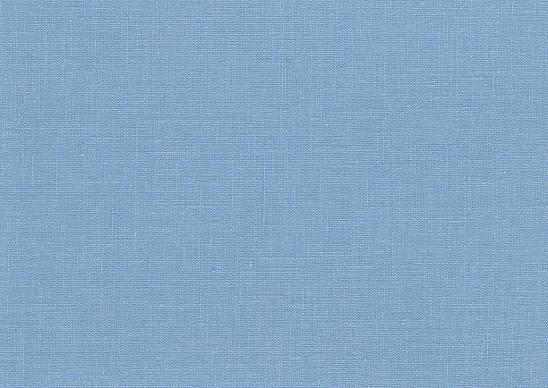Papers of Distinction: Light Blue Cloth stock photo
